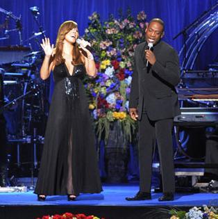 Mariah Carey e Trey Lorenz